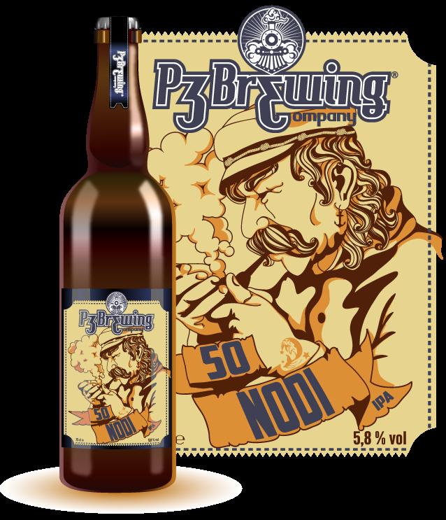 La birra P3 50Nodi