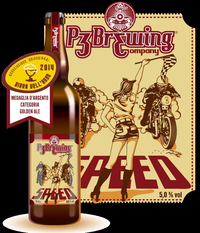La birra P3 Speed