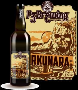 P3 Brewing. Birra artigianale Turkunara