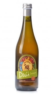 La birra artigianale Daü del birrificio Troll