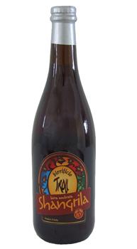 La birra artigianale Shangrila del birrificio Troll