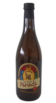 La birra artigianale Panada del birrificio Troll