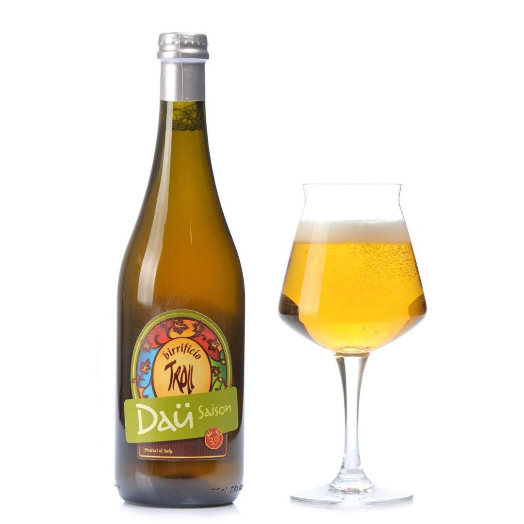 Troll. Birra artigianale Daü
