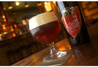La birra artigianale di Natale del birrificio Torino