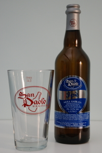 Birrificio San Paolo. Birra artigianale Ipé