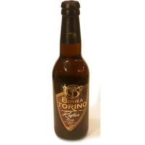 La birra artigianale Rufus del birrificio Torino