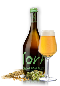 SorA'laMA'. Birra artigianale slurp!