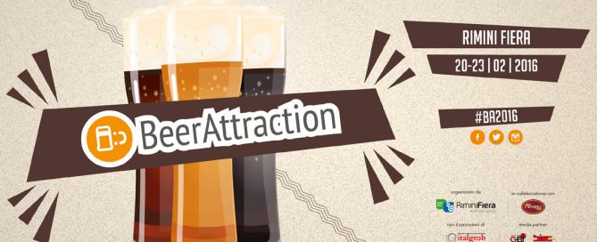 Beer Attraction edizione 2016 Rimini