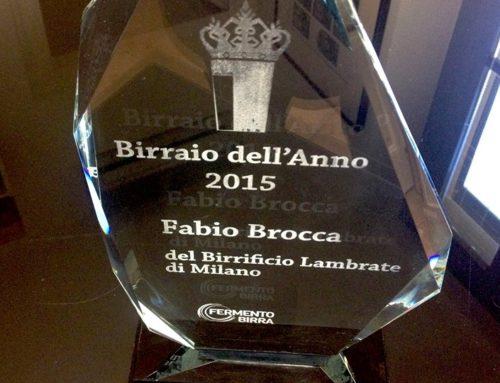 Vince la 7a edizione di Birraio dell'anno il Birrificio Lambrate di Milano