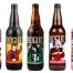Etichette di birre artigianali