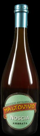 La birra artigianale Noscia del birrificio Maltovivo