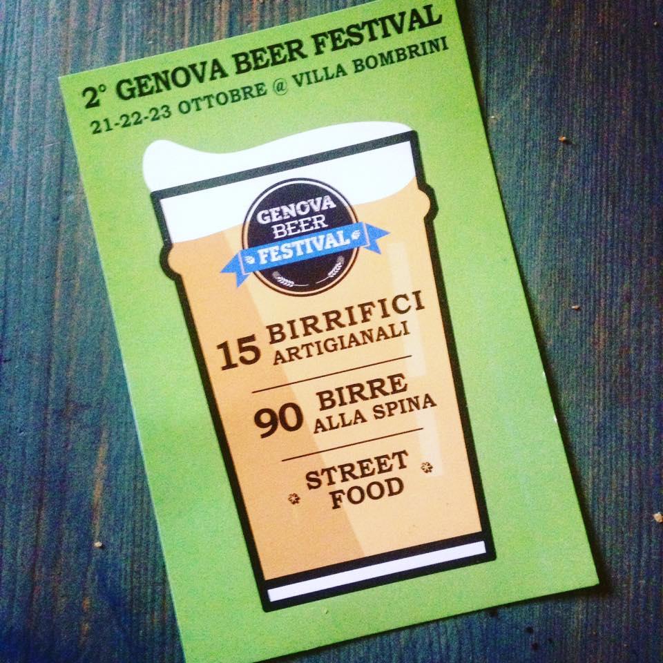 Genova Beer Festival 2016