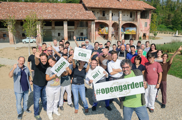 Crowdfunding, open source e sharing: nasce così il Baladin Open Garden